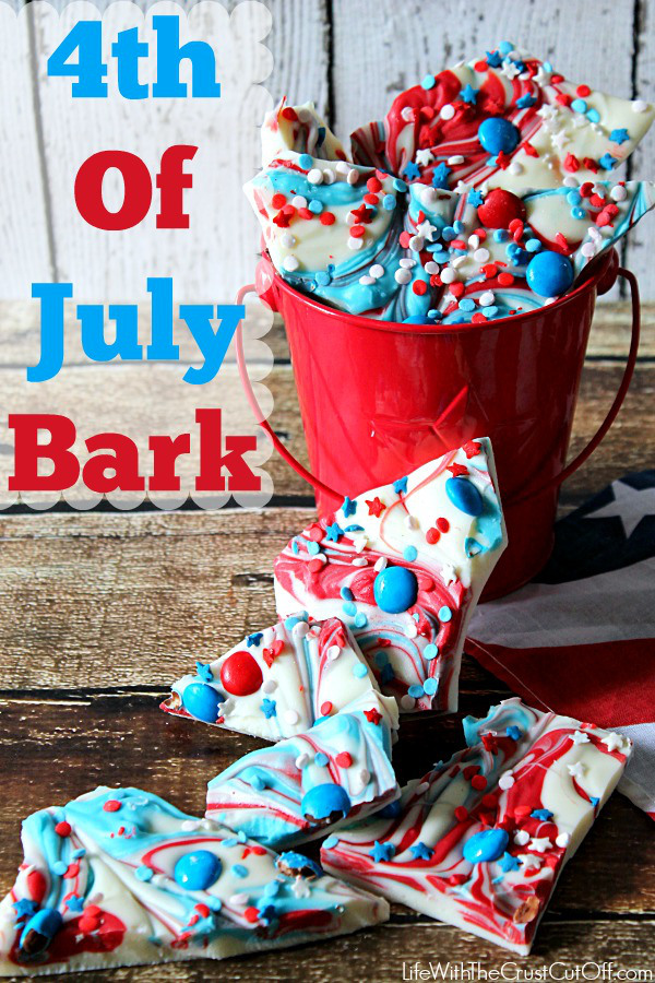 You need some red, white, and blue for the Fourth. We have an easy list of 12 things to liven up that party, and help you celebrate the holiday!