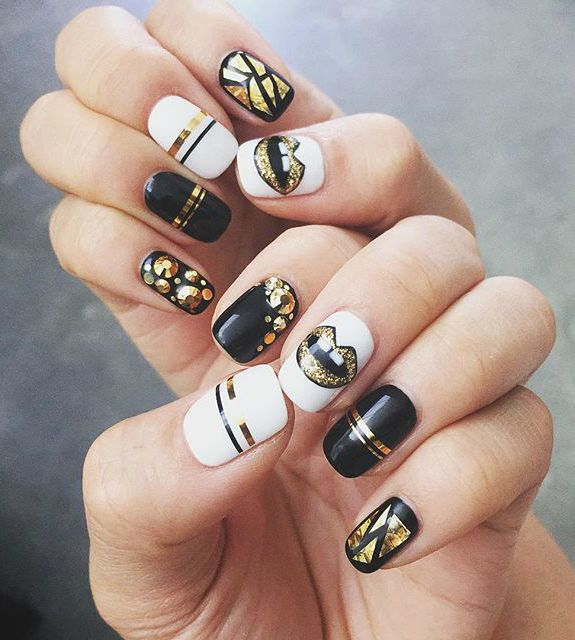 Let our list of 10 passionately inspired nails be your guide to creating the next masterpiece manicure!
